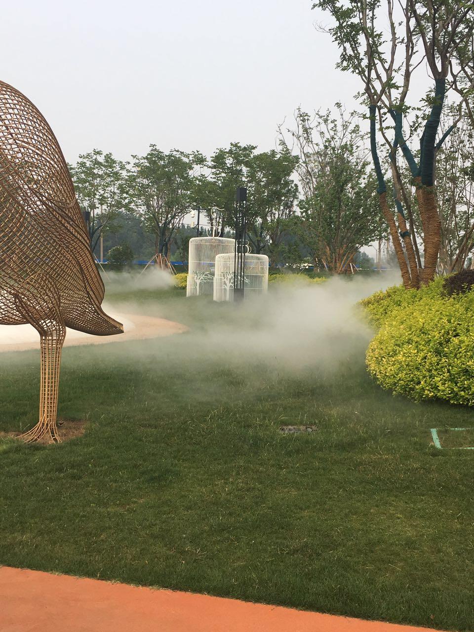和昌林与城雾森系统