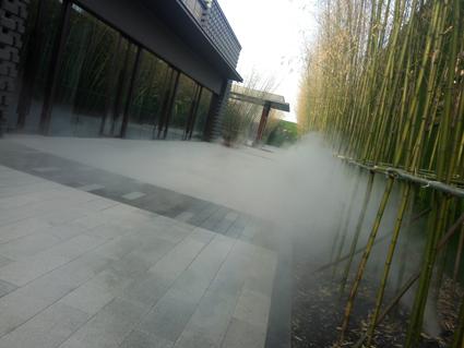 亚新海棠公馆雾森系统